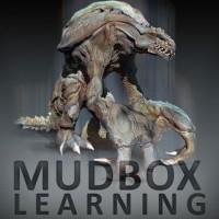 مجموعه آموزشی Mudbox