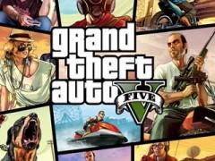 بنچمارک بازی GTA V
