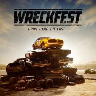 باکس آرت بازی Wreckfest