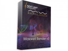 دانلود NextLimit Maxwell Render v3.1.1.0 x64 - نرم افزار رندرینگ سه بعدی قدرتمند