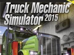 دانلود بازی کامپیوتر Truck Mechanic Simulator 2015