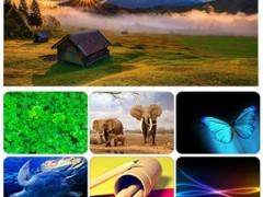 دانلود والپیپرهای زیبا و متنوع Beautiful High Resolution Mixed Wallpapers