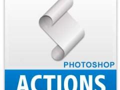 دانلود مجموعه اکشنهای فتوشاپ  Photoshop Actions Part 2