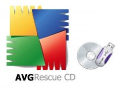 دانلود نرمافزار AVG Rescue CD 120.150511