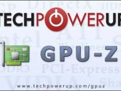 دانلود آخرین نسخه نرمافزار GPU-Z نمایش جزئیات کارتگرافیک