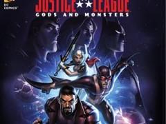 دانلود انیمیشن Justice League Gods and Monsters 2015