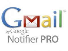دانلود آخرین نسخه نرمافزار Gmail Notifier Pro