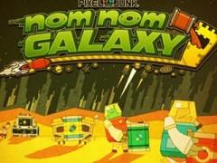 بازی Nom Nom Galaxy