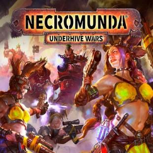 بازی Necromunda Underhive Wars