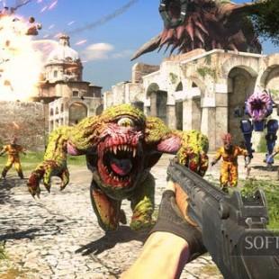 بازی Serious Sam 4