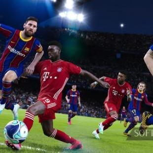 بازی eFootball PES 2021