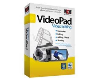 دانلود آخرین نسخه نرمافزار VideoPad Video Editor ویرایشگر فیلم