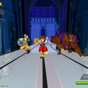 بازی Kingdom Hearts Melody of Memory