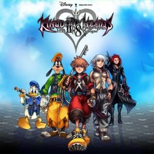 باکس آرت بازی KINGDOM HEARTS HD 2.8 Final Chapter Prologue