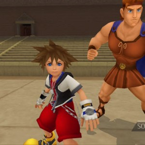 بازی KINGDOM HEARTS HD 1.5+2.5