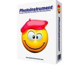 دانلود نرم افزار PhotoInstrument روتوش تصاویر