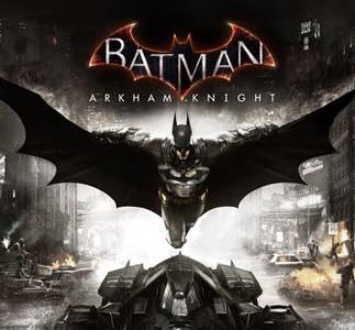 کاور و لیبل دیسک بازی Batman: Arkham Knight