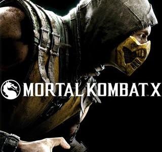 کاور و لیبل دیسک بازی Mortal Kombat X