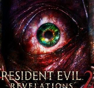 کاور و لیبل دیسک بازی Resident Evil Revelations 2