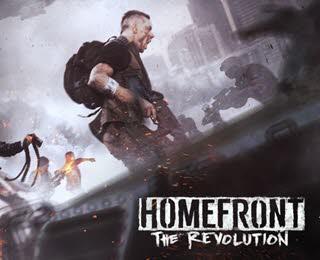 بنچمارک گرافیکی بازی Homefront: The Revolution