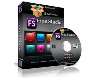 دانلود نرم افزار Free Studio مبدل صوت و تصویر