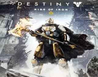 دی ال سی Destiny: Rise of Iron رسما معرفی شد + تریلر و تصاویر
