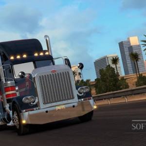 بازی American Truck Simulator