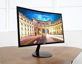 آشنایی با مانیتور خمیده مدل CF390 محصولی از Samsung