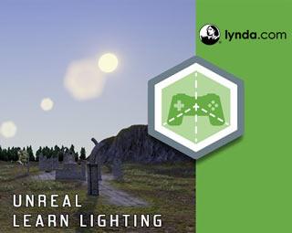 دانلود فیلم آموزش Unreal: Learn Lighting