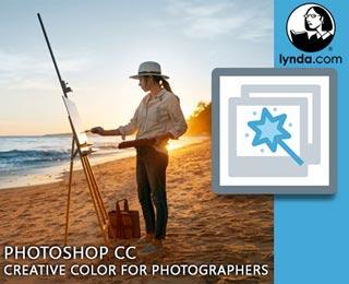 دانلود فیلم آموزش Photoshop CC: Creative Color for Photographers