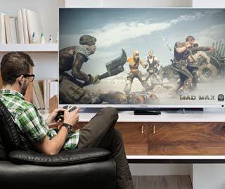 بهترین تلویزیون های 4K HDR مناسب گیمینگ موجود در بازار - مهر 95