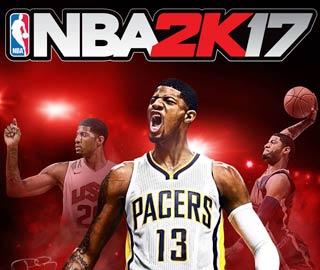 کاور و لیبل دیسک بازی NBA 2K17