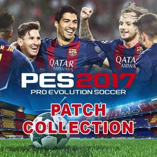 مجموعه PES 2017 Patch