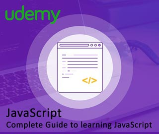 دانلود فیلم آموزش JavaScript Complete Guide to learning JavaScript