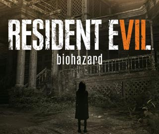 کاور و لیبل دیسک بازی Resident Evil 7