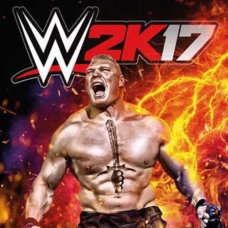 بازی WWE 2K17