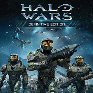 Halo Wars: Definitive Edition Box Art
