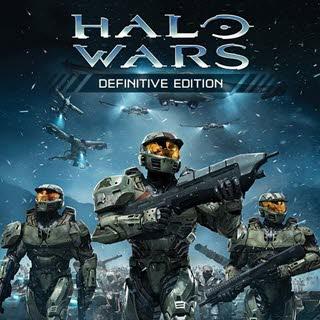 Halo Wars: Definitive Edition Box Art
