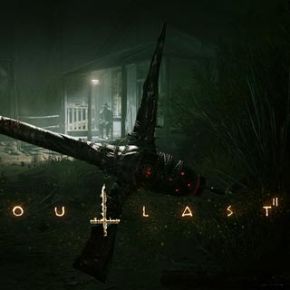 Outlast 2 Box art