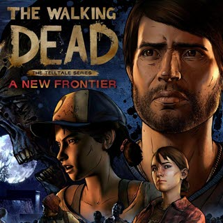 بازی The Walking Dead: A New Frontier