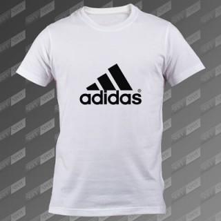تی شرت مردانه سفید Adidas TS-00000013