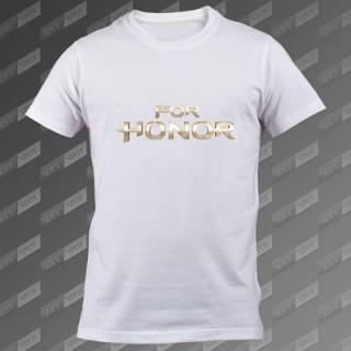 تیشرت مردانه سفید For Honor TS-00000017