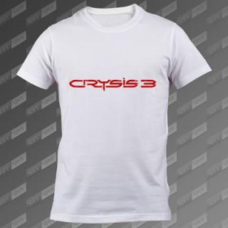 تیشرت سفید Crysis 3 TS-00000027