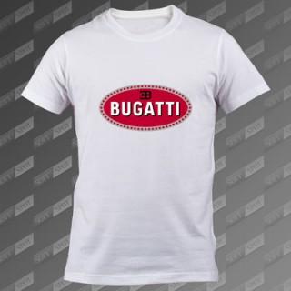 تیشرت سفید Bugatti TS-00000043