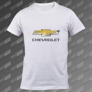 تیشرت سفید Chevrolet TS-00000045
