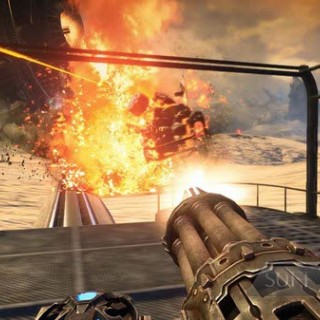 بازی Bulletstorm Full Clip Edition