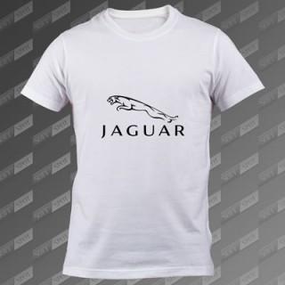 تیشرت سفید Jaguar TS-00000052