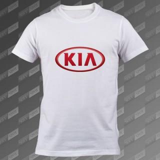 تیشرت سفید Kia TS-00000055