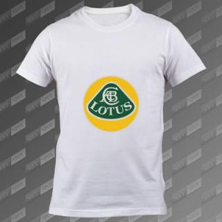 تیشرت سفید Lotus TS-00000058