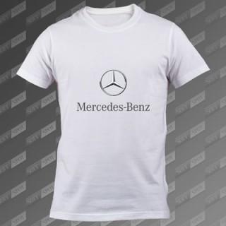 تیشرت سفید Mercedes-Benz TS-00000061